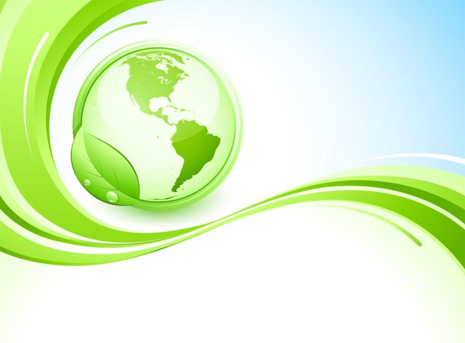 Green Earth Wave Green Impact