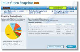 Intuit Green Snapshot: Helping Small Businesses Go Green